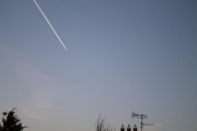eveningplane